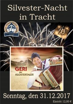Silvester-Nacht in Tracht