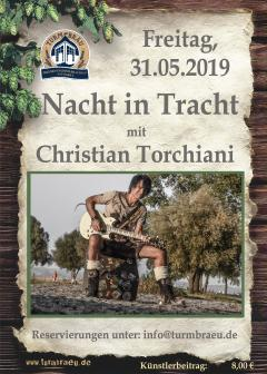 Nacht in Tracht mit Christian Torchiani